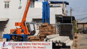 ép cọc bê tông phường Tăng Nhơn Phú A quận 9