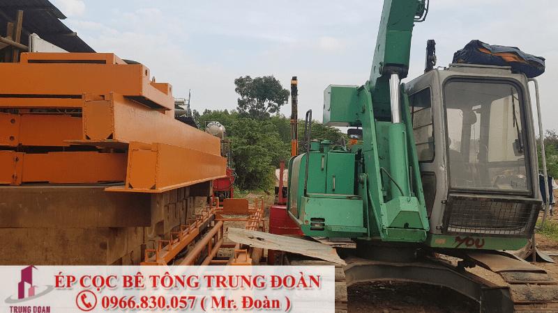 ép cọc bê tông phường Nguyễn Cư Trinh quận 1