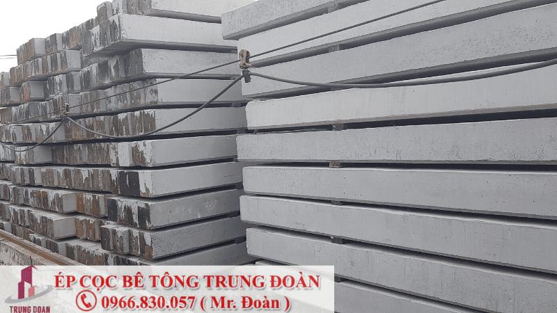 ép cọc bê tông tại Lộc Ninh tỉnh Bình Phước